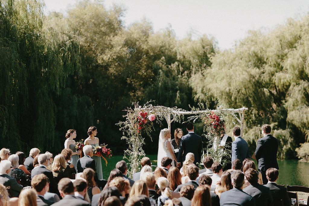 Danielle & Nick - Olympia's Valley Estate, Petaluma, CAPhotographer /// Nirav Patel