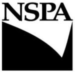 Previous NSPA logo.