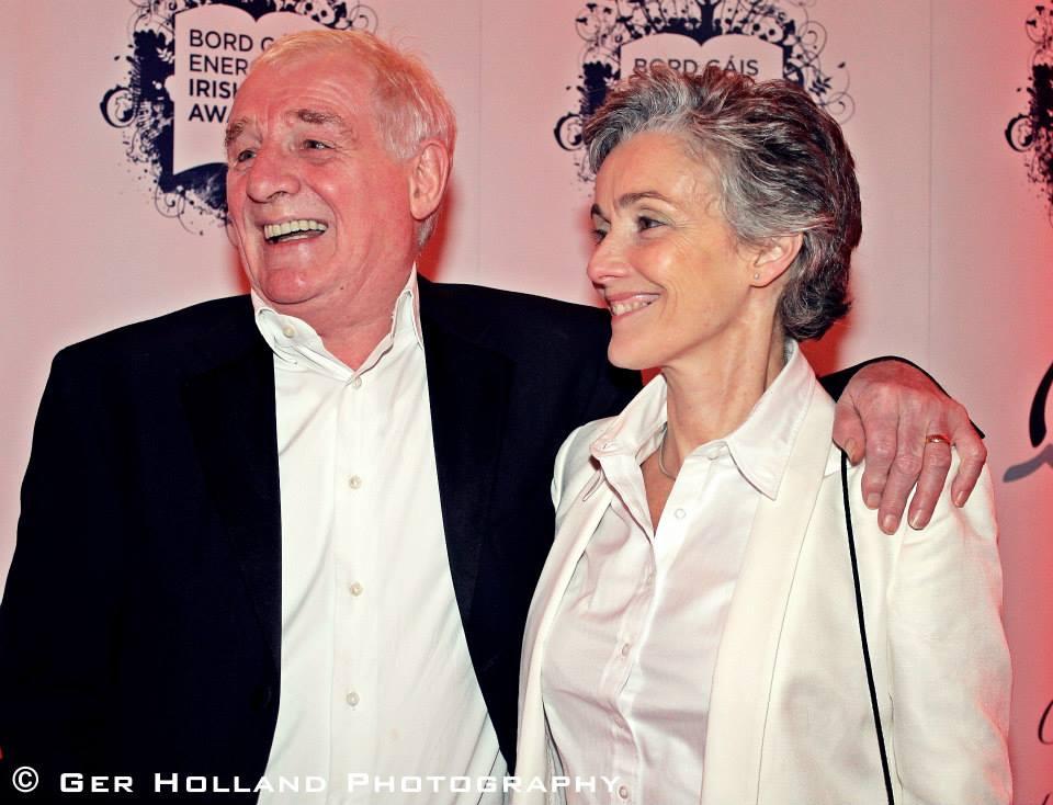 Eamon Dunphy & Jane Gogan
