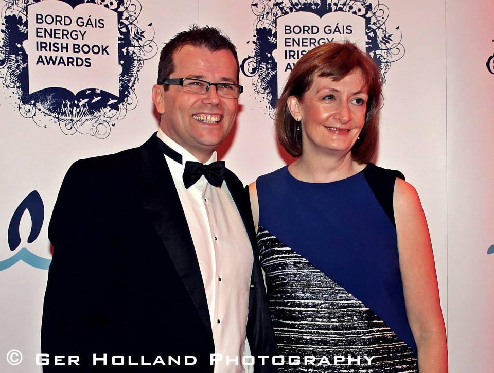 Paul Howard & Rachael English