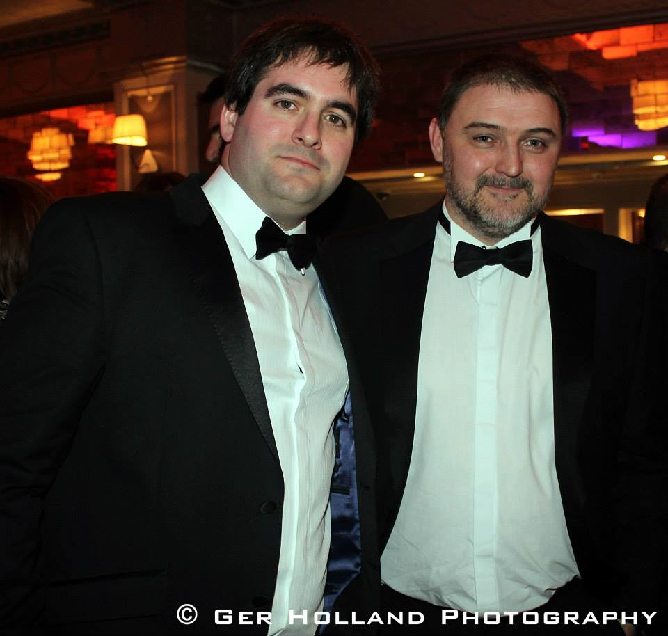 Eoin Purcell & Billy O' Callaghan