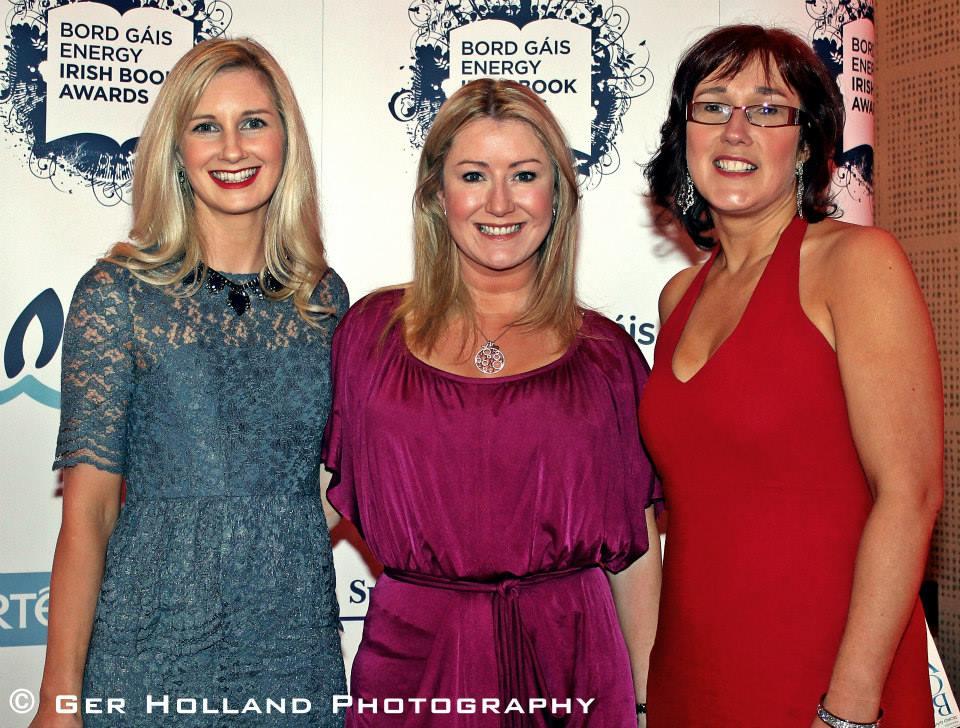 Caroline Finnerty, Andrea Hayes & Vanessa O' Loughlin