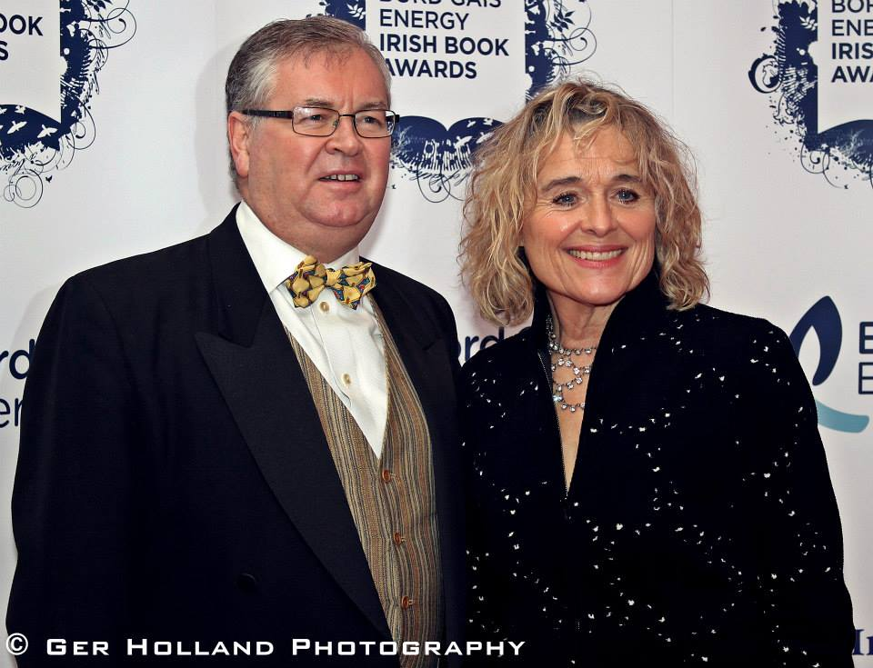 Joe Duffy & Sinéad Cusack