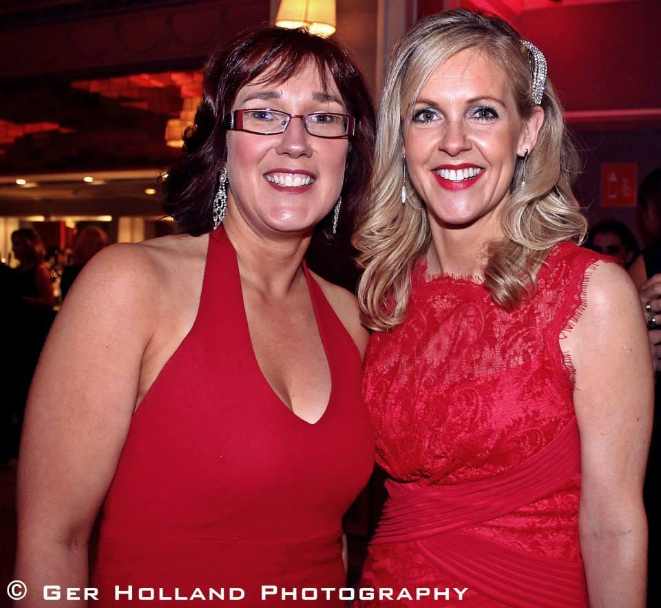 Vanessa O' Loughlin & Sinéad Moriarty