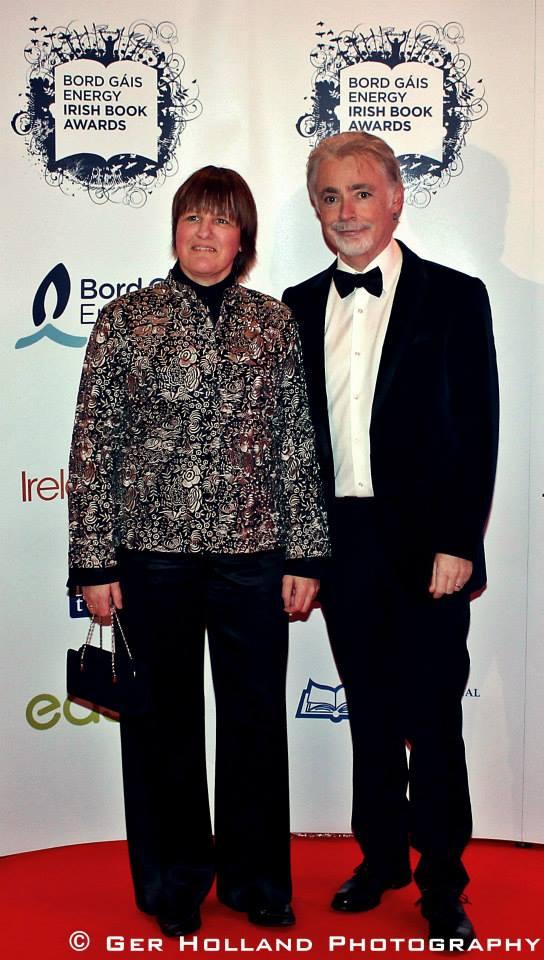 Sophie Hicks & Eoin Colfer