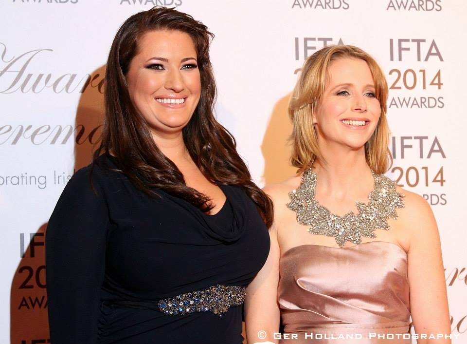 Elaine Crowley & Aisling O' Loughlin