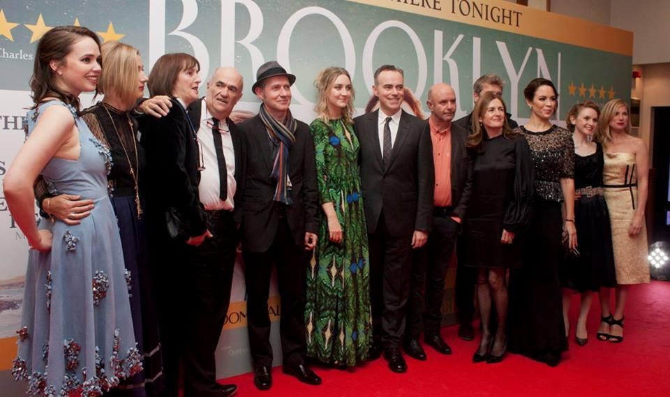 Brooklyn cast - 2015