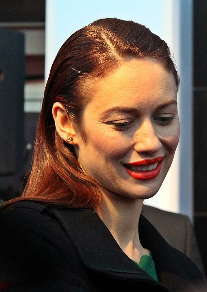 Olga Kurylenko - Oblivion 2013