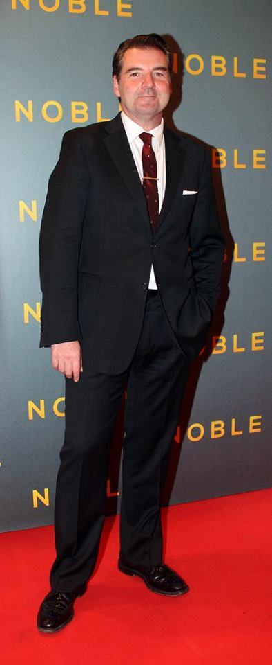 Brendan Coyle - Noble 2014