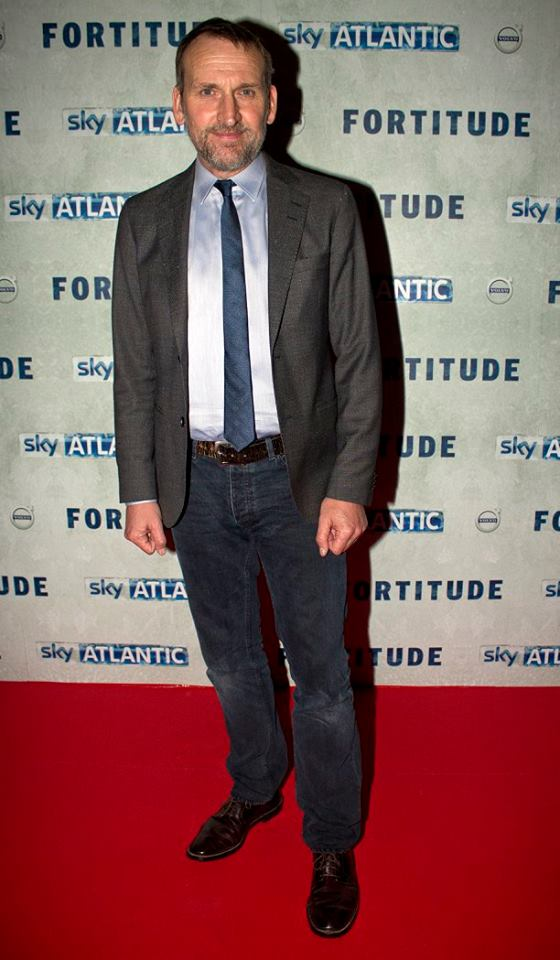 Christopher Eccleston - Fortitude 2015