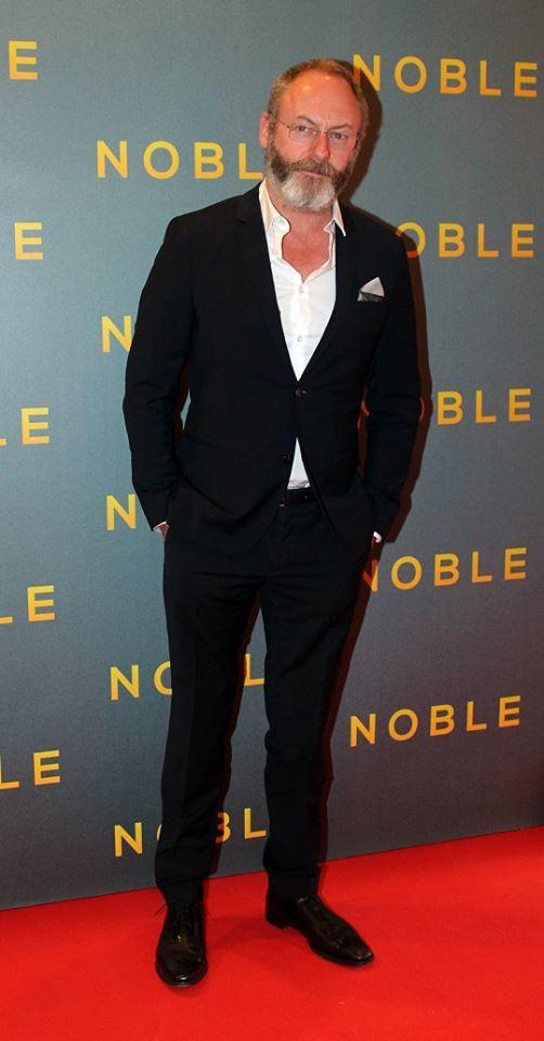 Liam Cunningham - Noble 2014