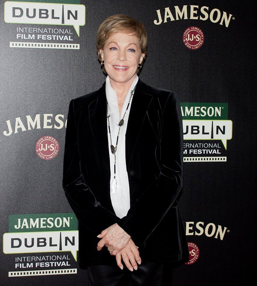 Julie Andrews - JDIFF 2015