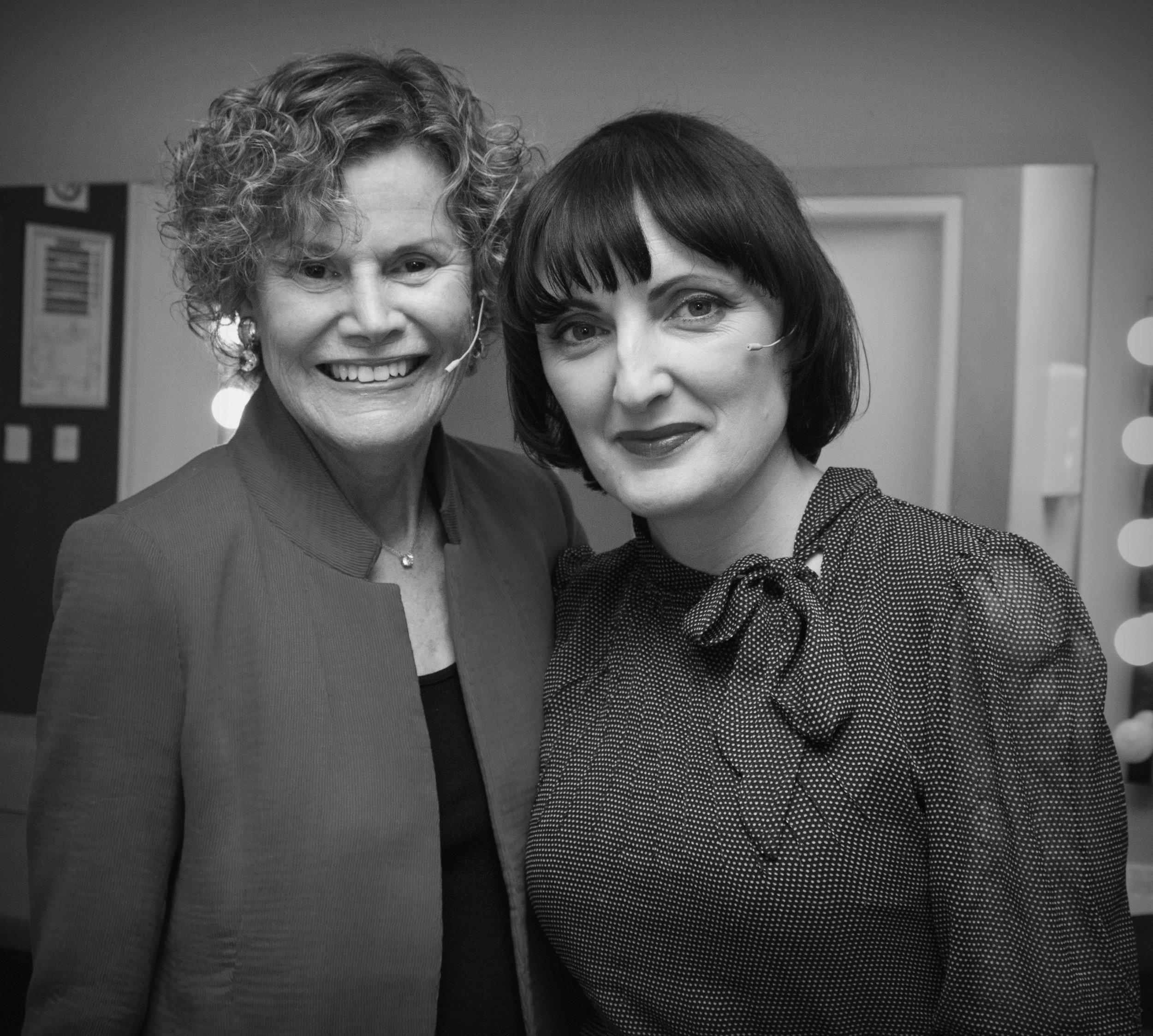 Judy Blume & Sinéad Gleeson