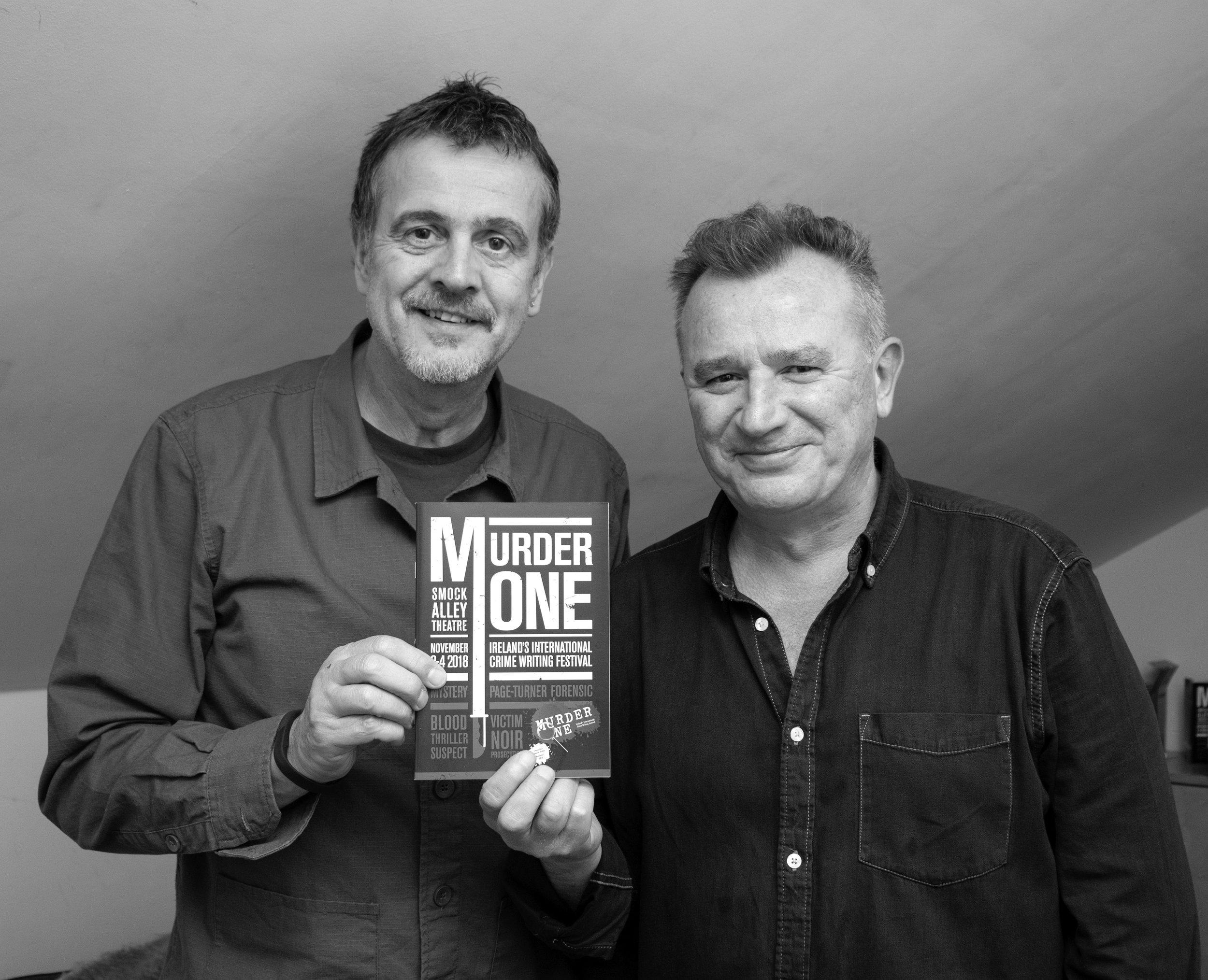 Mark Billingham & Declan Hughes