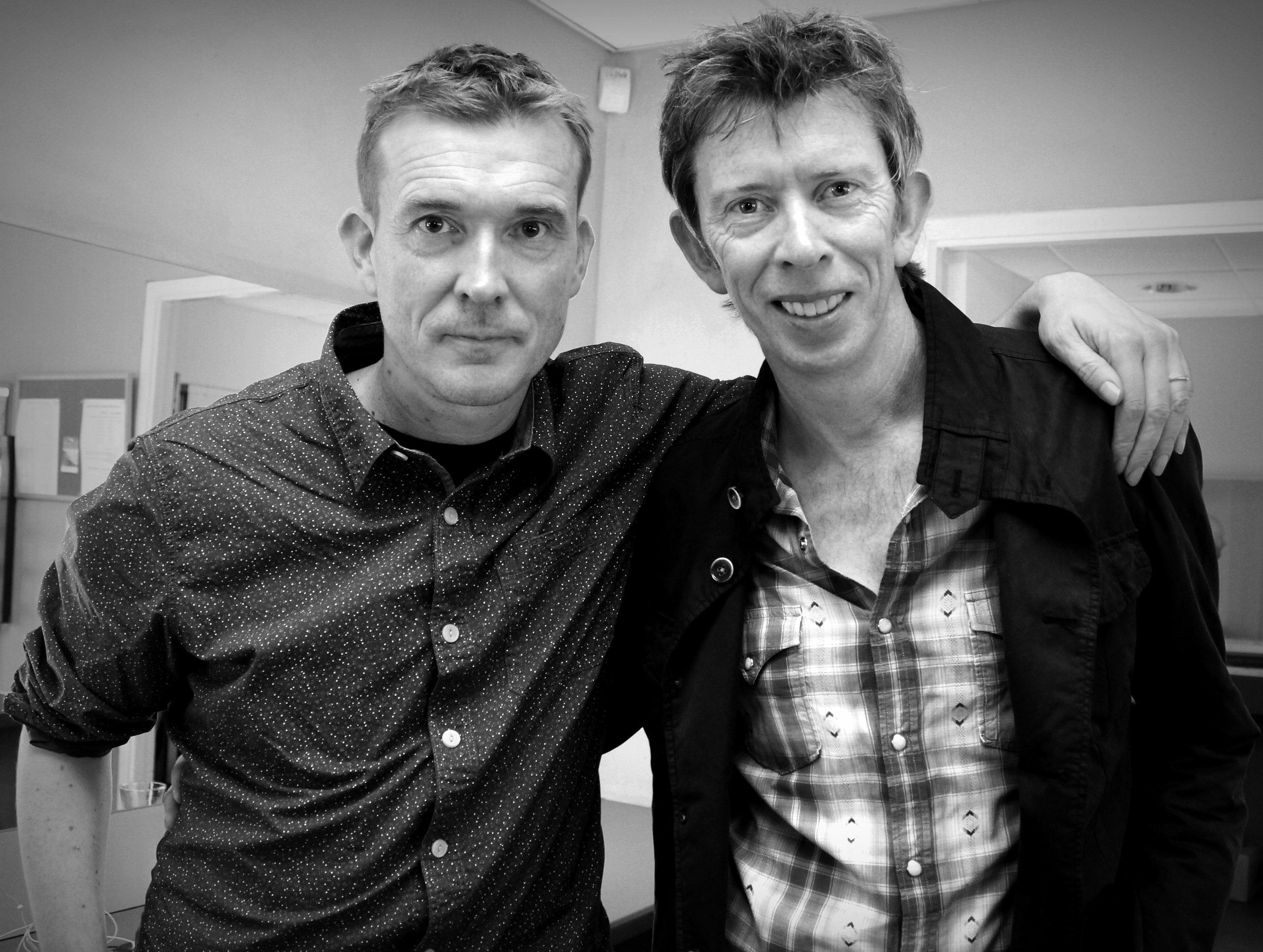 David Mitchell & John Kelly