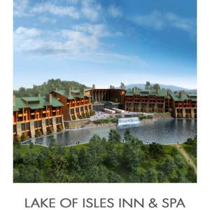 Lake of Isles Inn & Spa