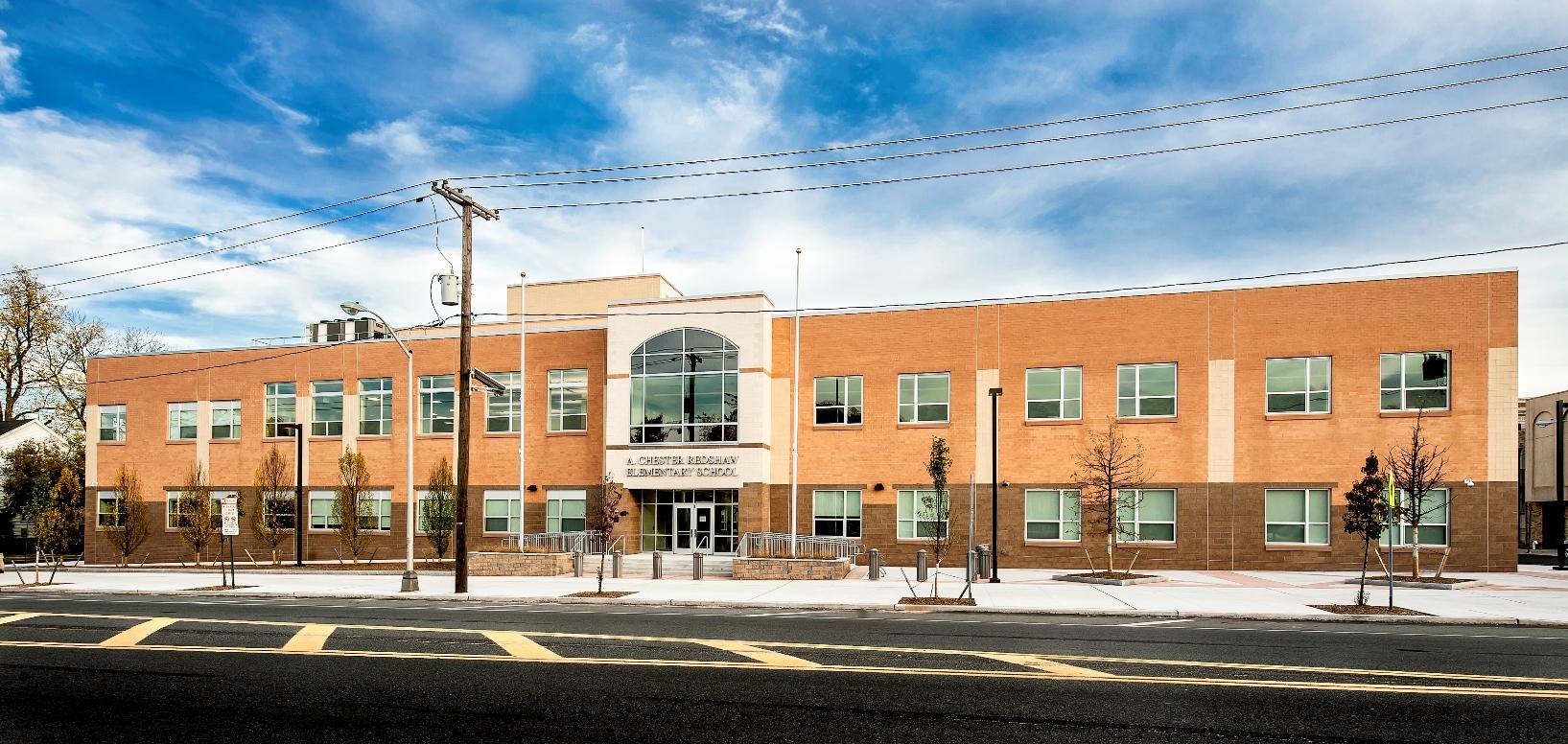 A. Chester Redshaw Elementary Design-Build School, New Brunswick, NJ