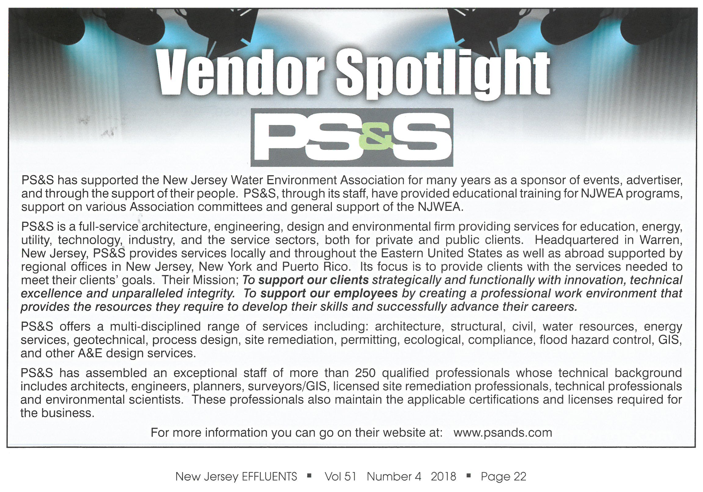 NJ EFFLUENTS - Vendor Spotlight Vol 51 No 1.png