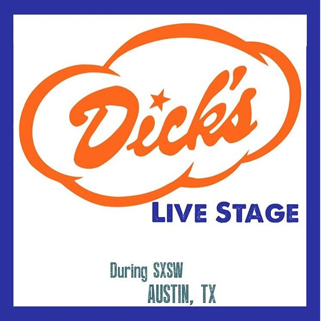 Excited to say I've been invited to perform at Dick's Live Stage during SXSW next week in Austin, TX 🙏🏼 Can't wait to help represent Seattle w/ the go to after-show hang.. The performance will be broadcast live so check back for more info if you wanna catch the set ✌🏼
