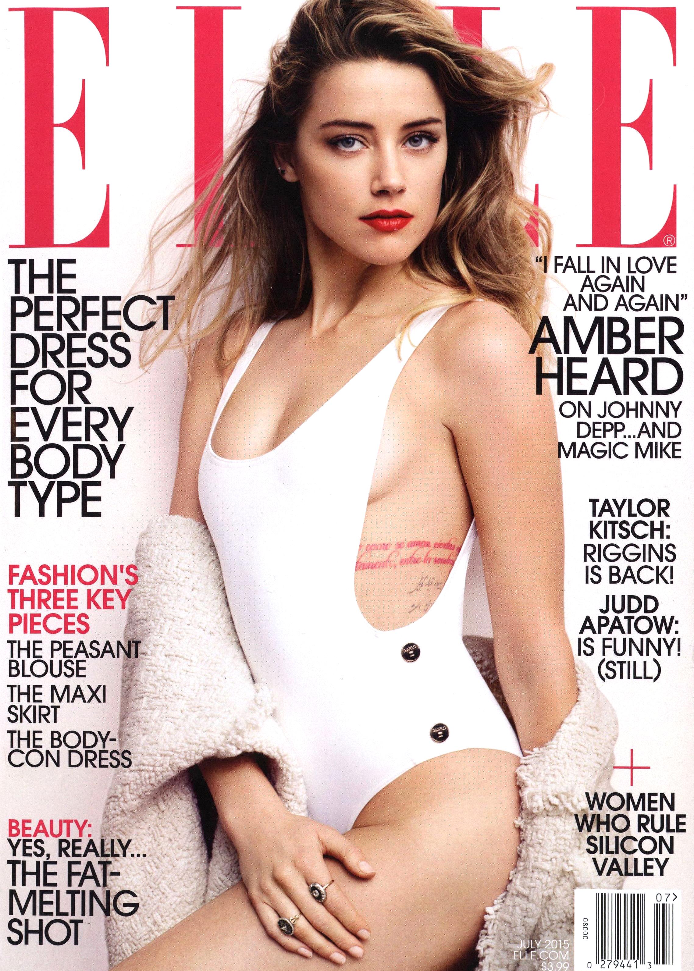 Lili Anolik Elle Magazine Taylor Kitsch July 2015