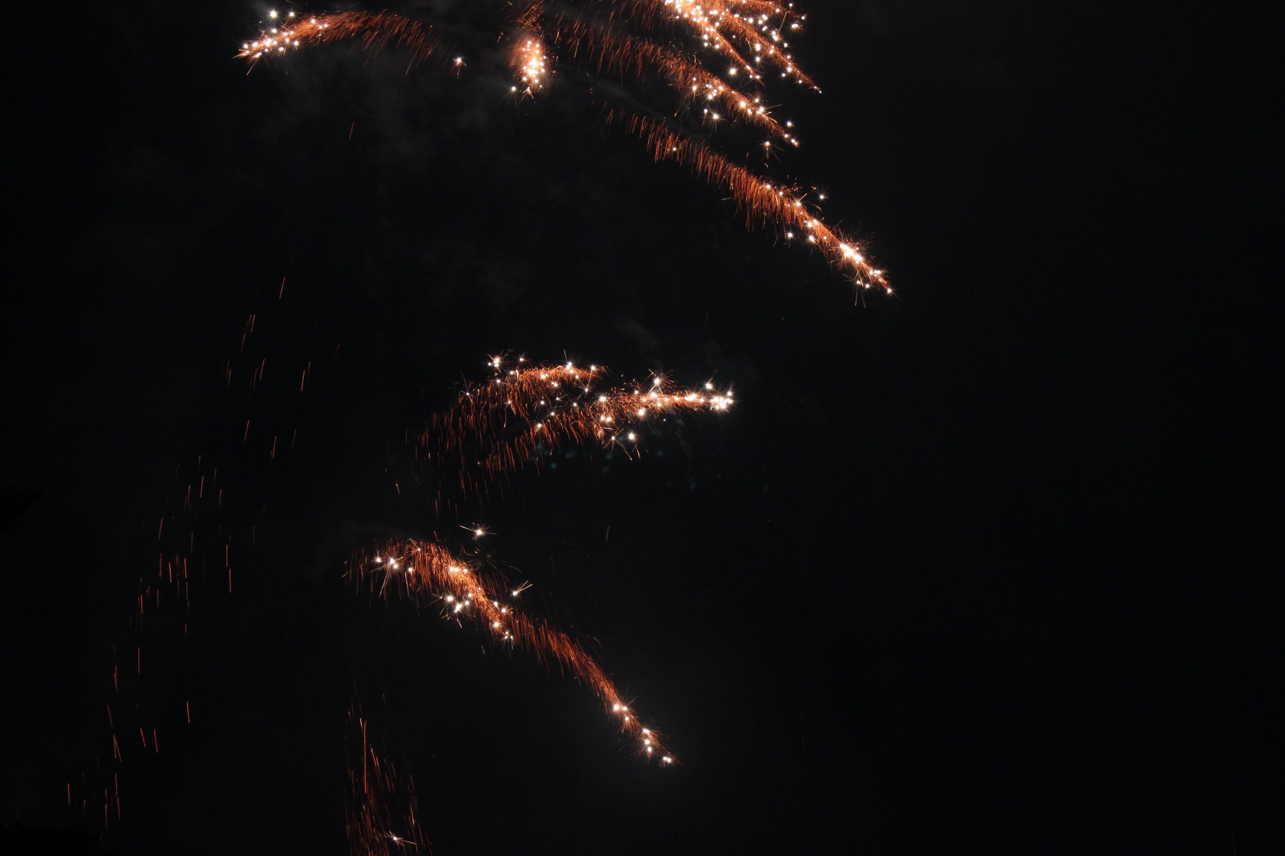 Fireworks by Danae Moore