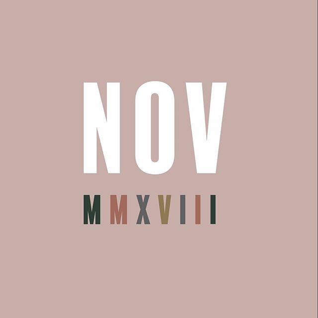 """You can't take me anywhere without me making a playlist for it first. If you need some background November sounds in your eardrums, search this on @spotify or tap it in Stories. No Christmas tunes included, but don't fret, my """"Cozy Cocoa"""" playlist runs deep."""