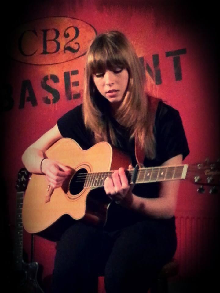 Rachel Clark at CB2 Cambridge 2014-02-09.jpg