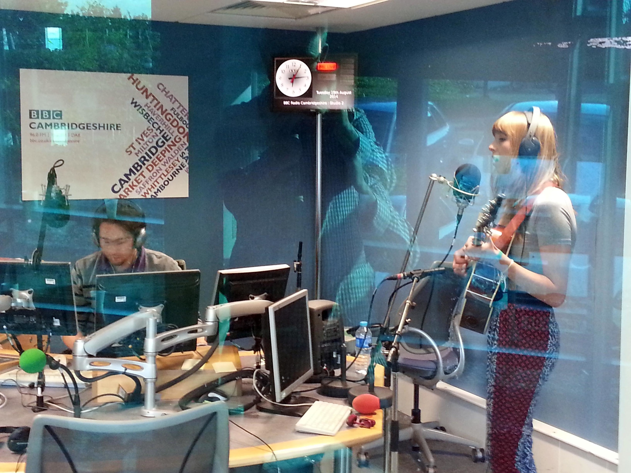 Rachel Clark - BBC Introducing Cambridgeshire - Tom Simkins.jpg