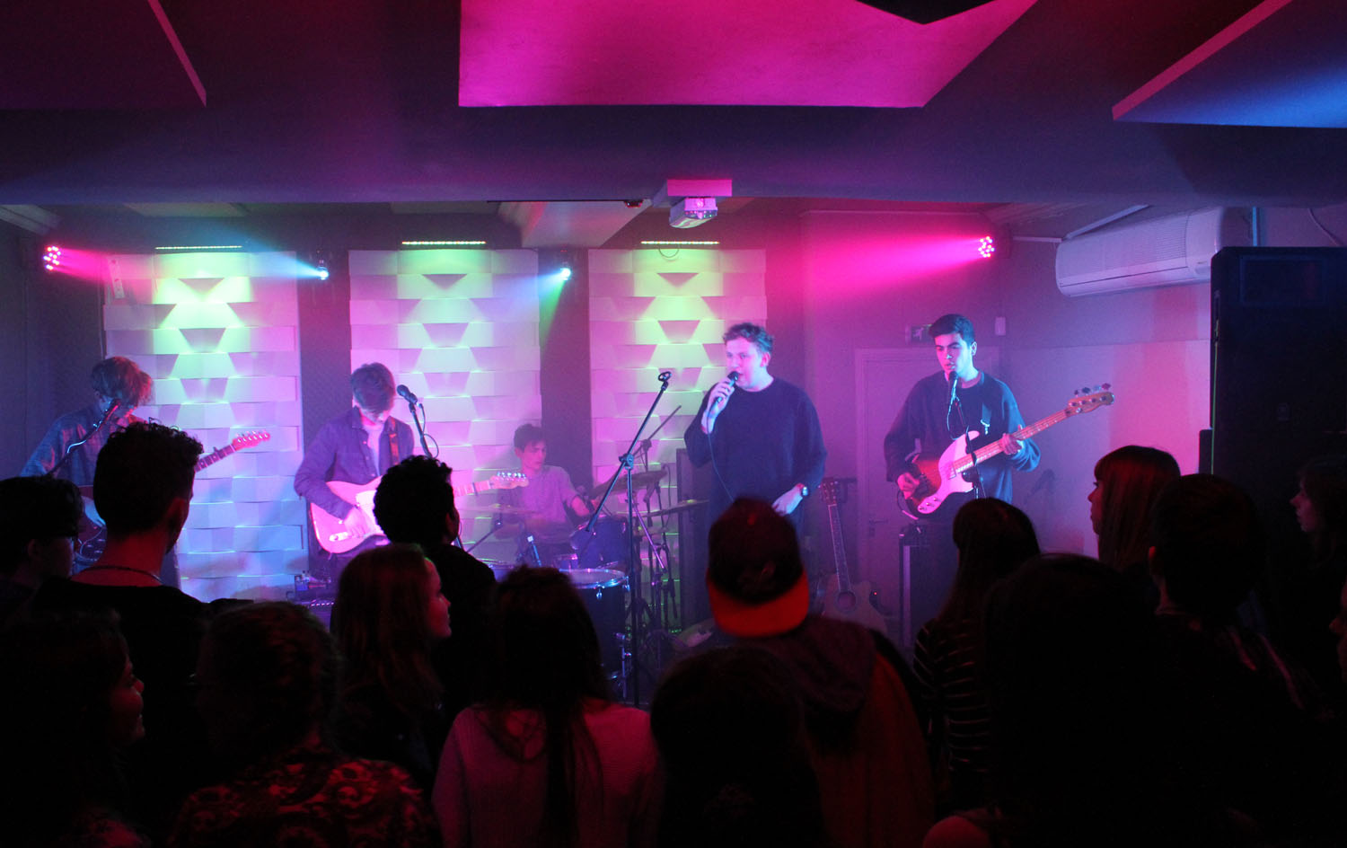 The Staycations EP Launch  - The Portland Arms.jpg