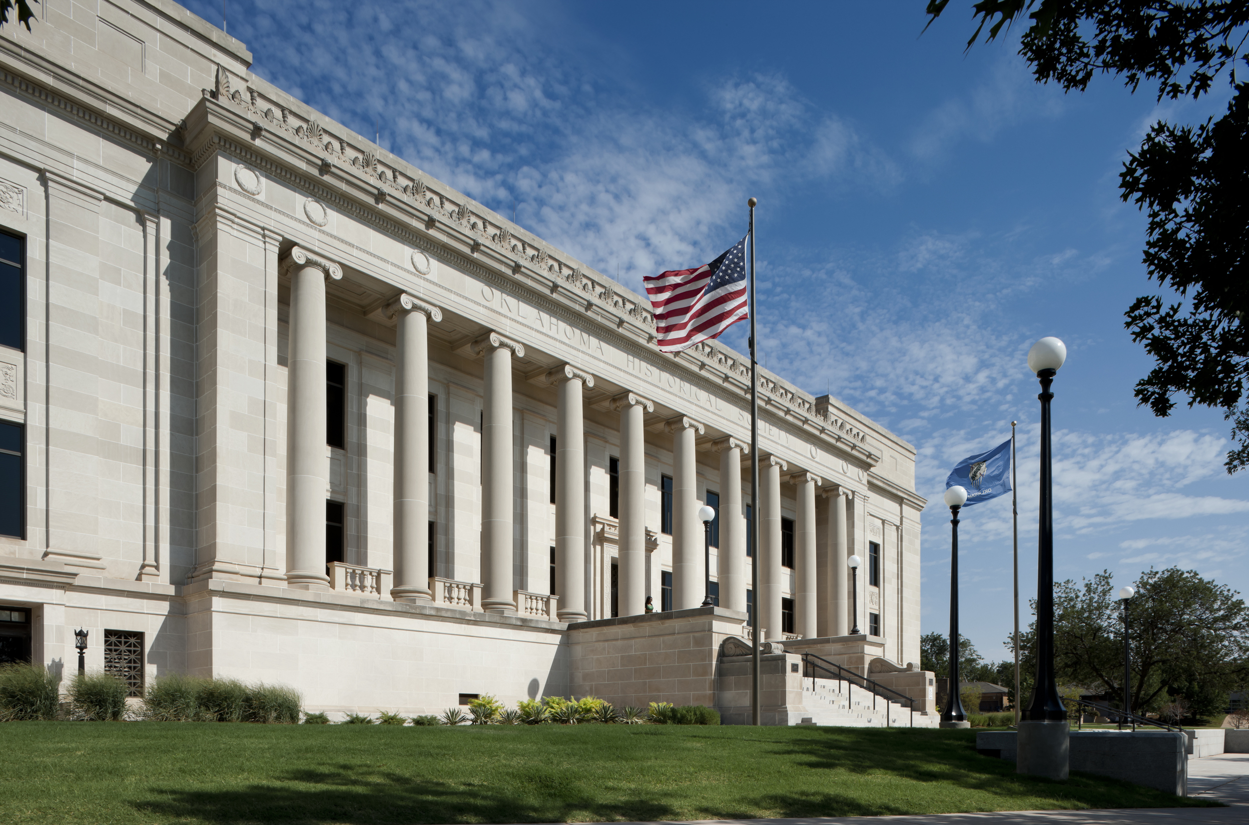 Oklahoma State Judicial Center- Office of the Supreme Court