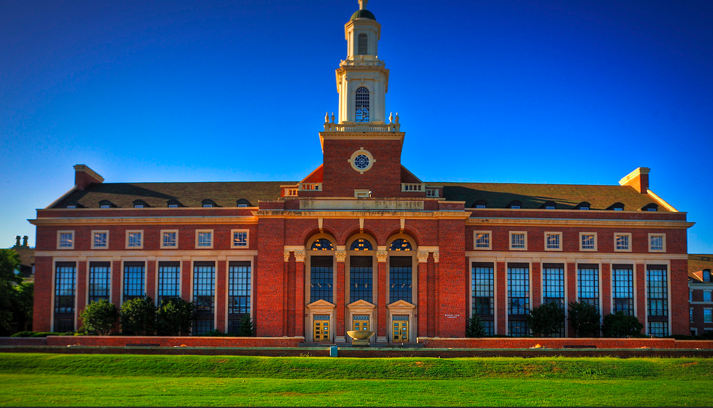 Edmon Lowe Library at Oklahoma State University. Built in the 1950's. CMSWillowbrook will begin scaffolding the bell tower in the spring of 2015 for a complete restoration of the exterior of the tower in the heart of campus.