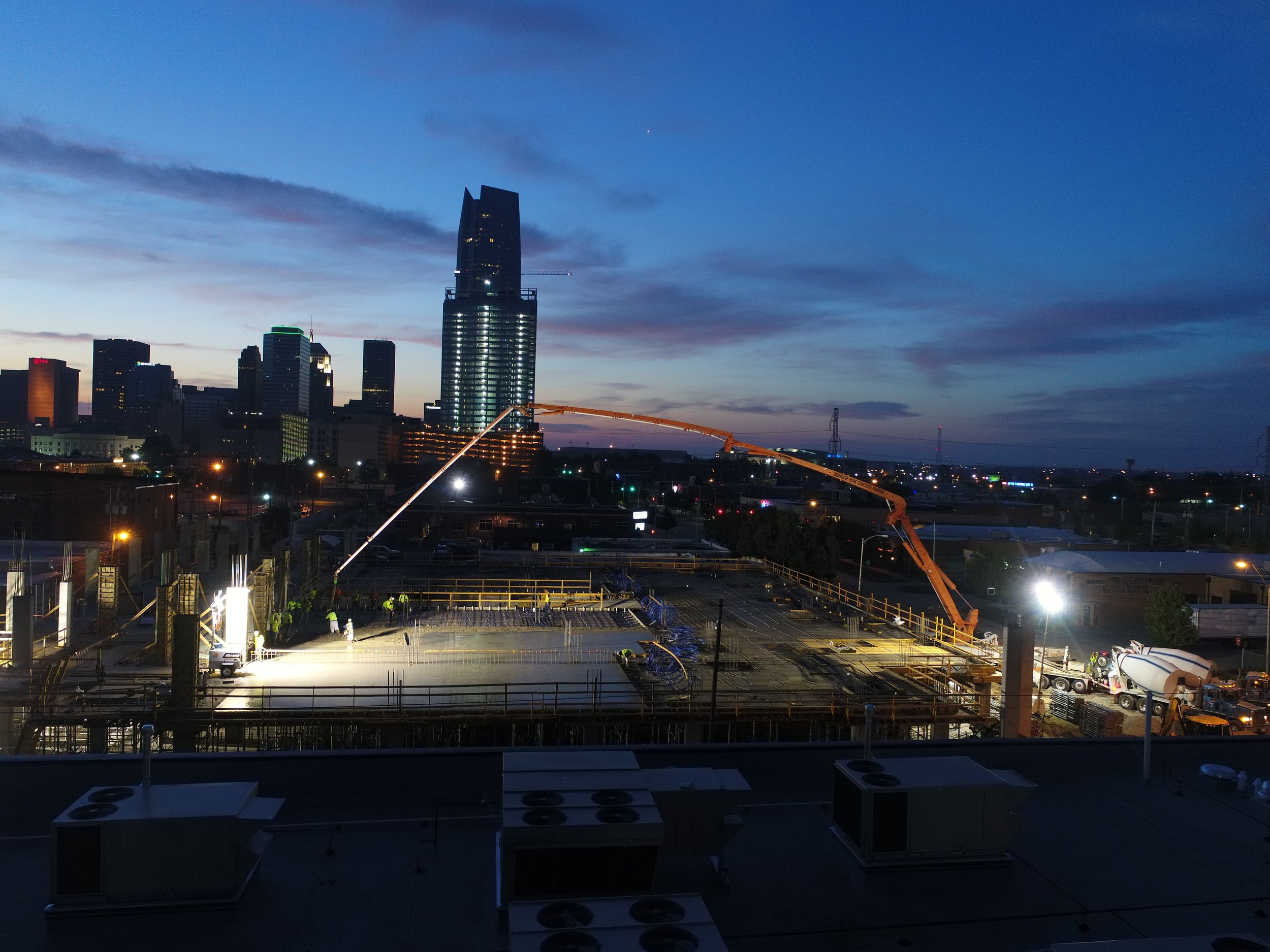 Summer  - Early Morning Concrete Pour copy.jpg