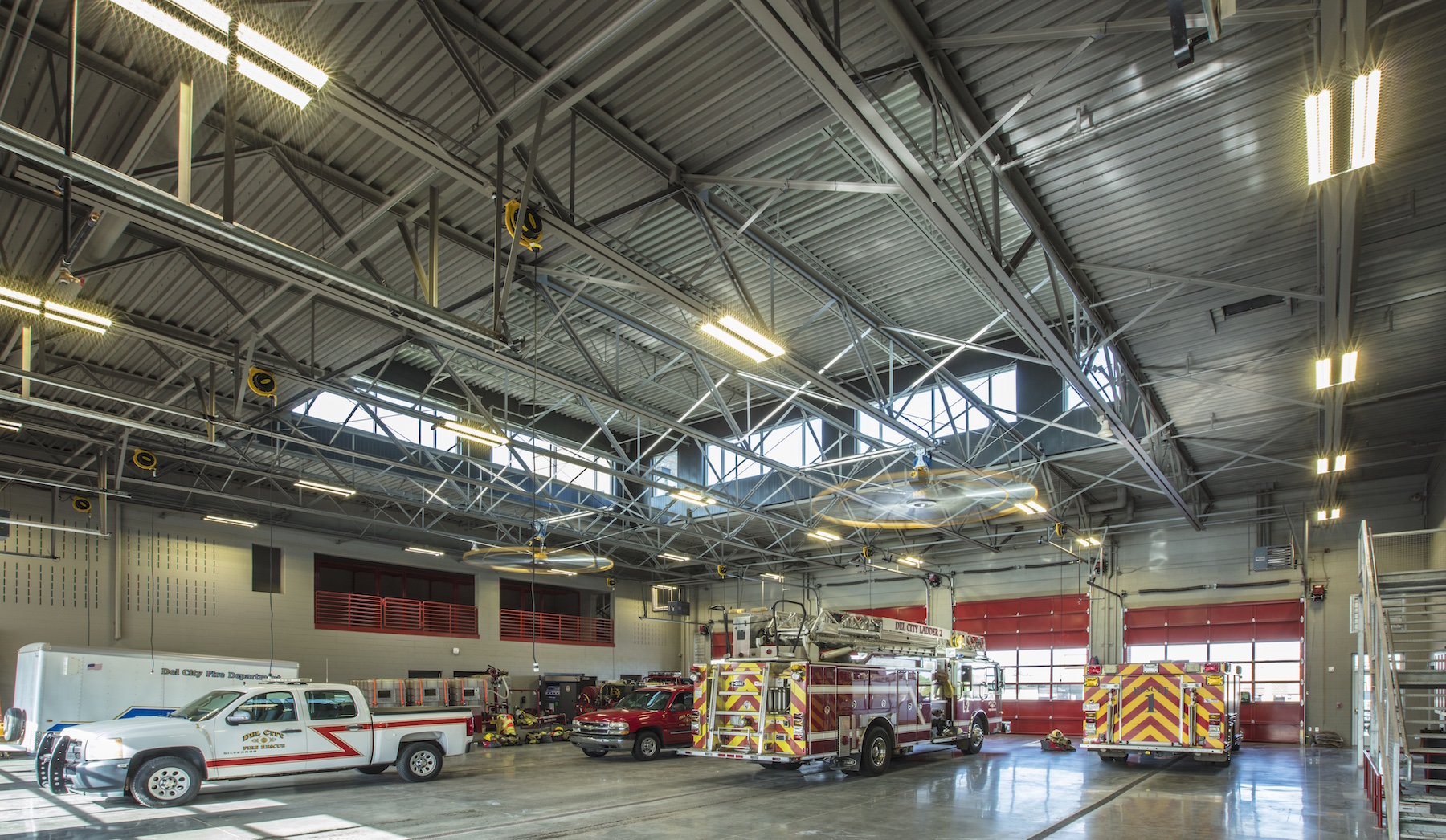 Del City FD1 interior with trucks.jpg