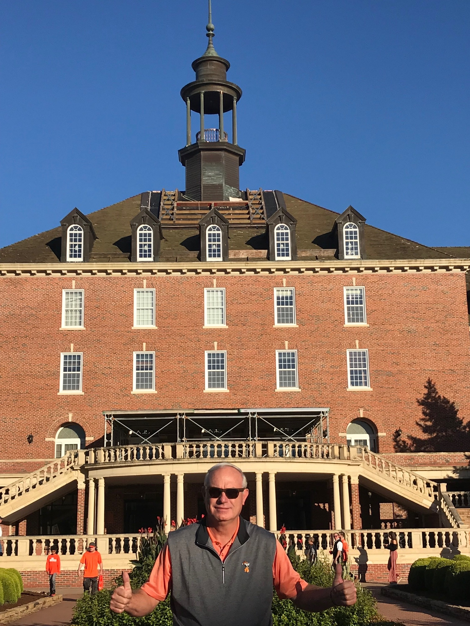 Cary in front of OSU Student Union cupola.jpg