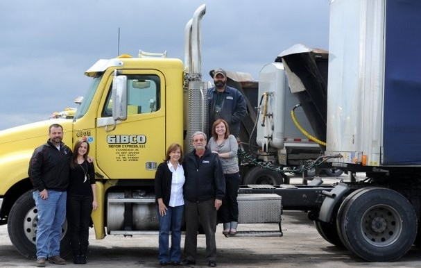 Gibco, a family-owned transportation leader in the Midwest for more than 90 years!