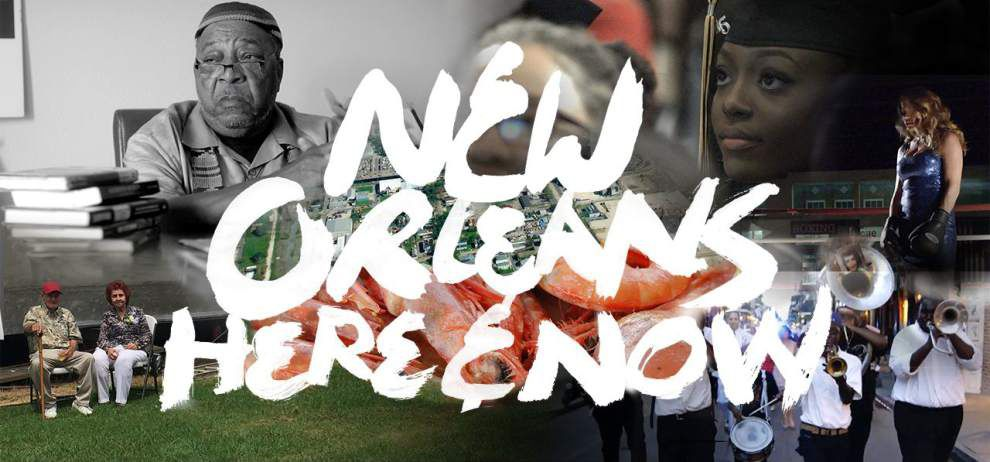 NEW ORLEANS: HERE AND NOW (Time.com)