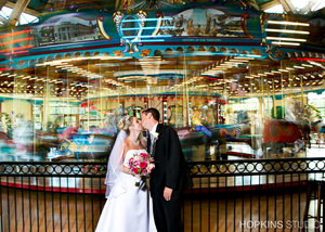 Silver Beach Carousel Wedding Blog