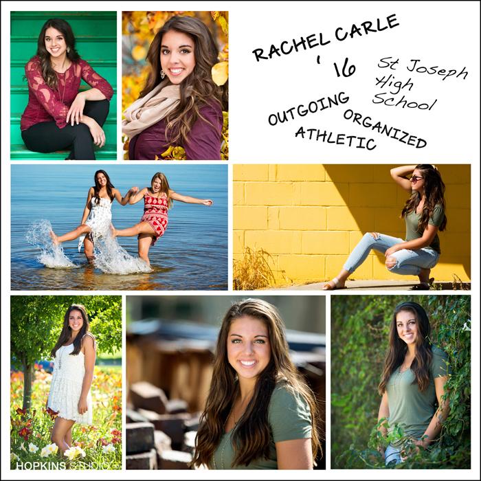 LOOK BOOK : Rachel Carle