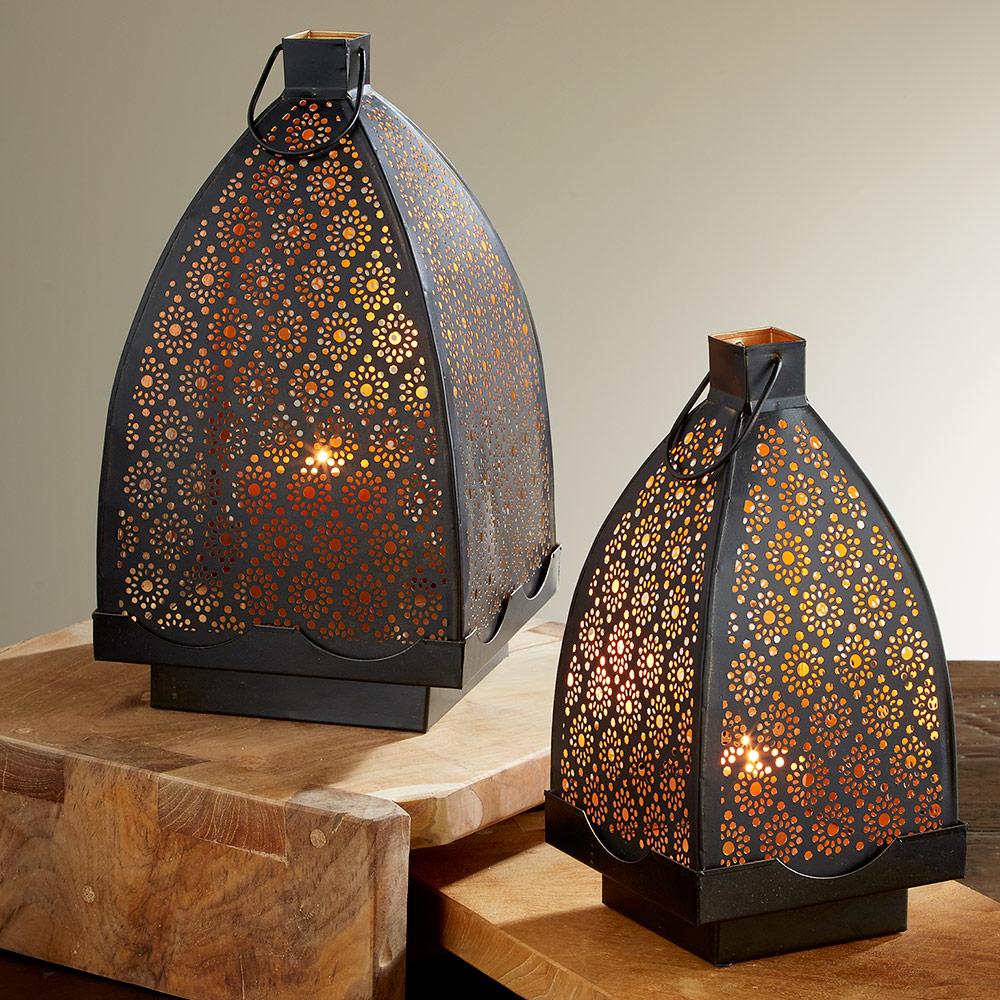 Nesting Iron Lanterns