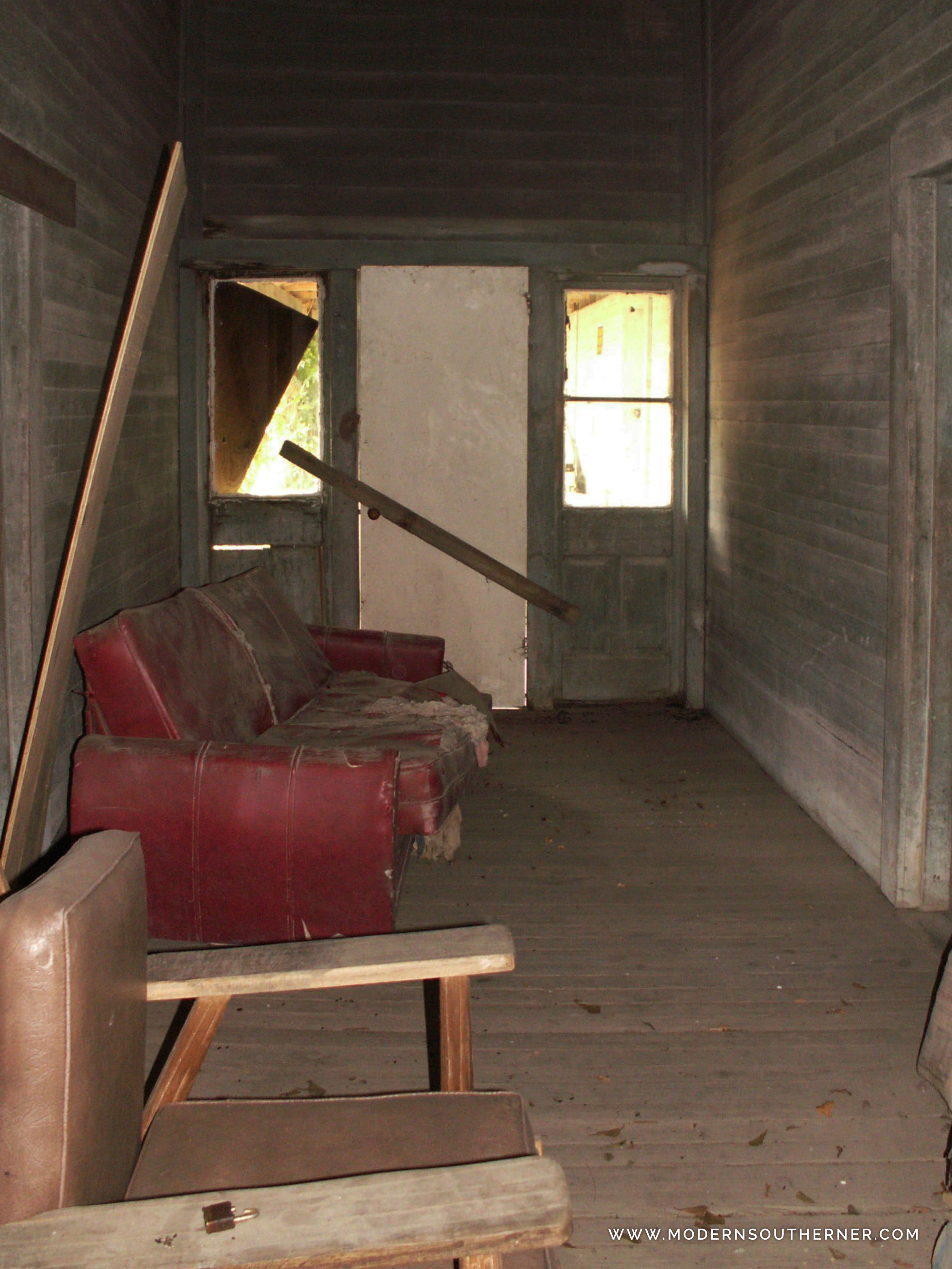 Abandoned House in Mississippi