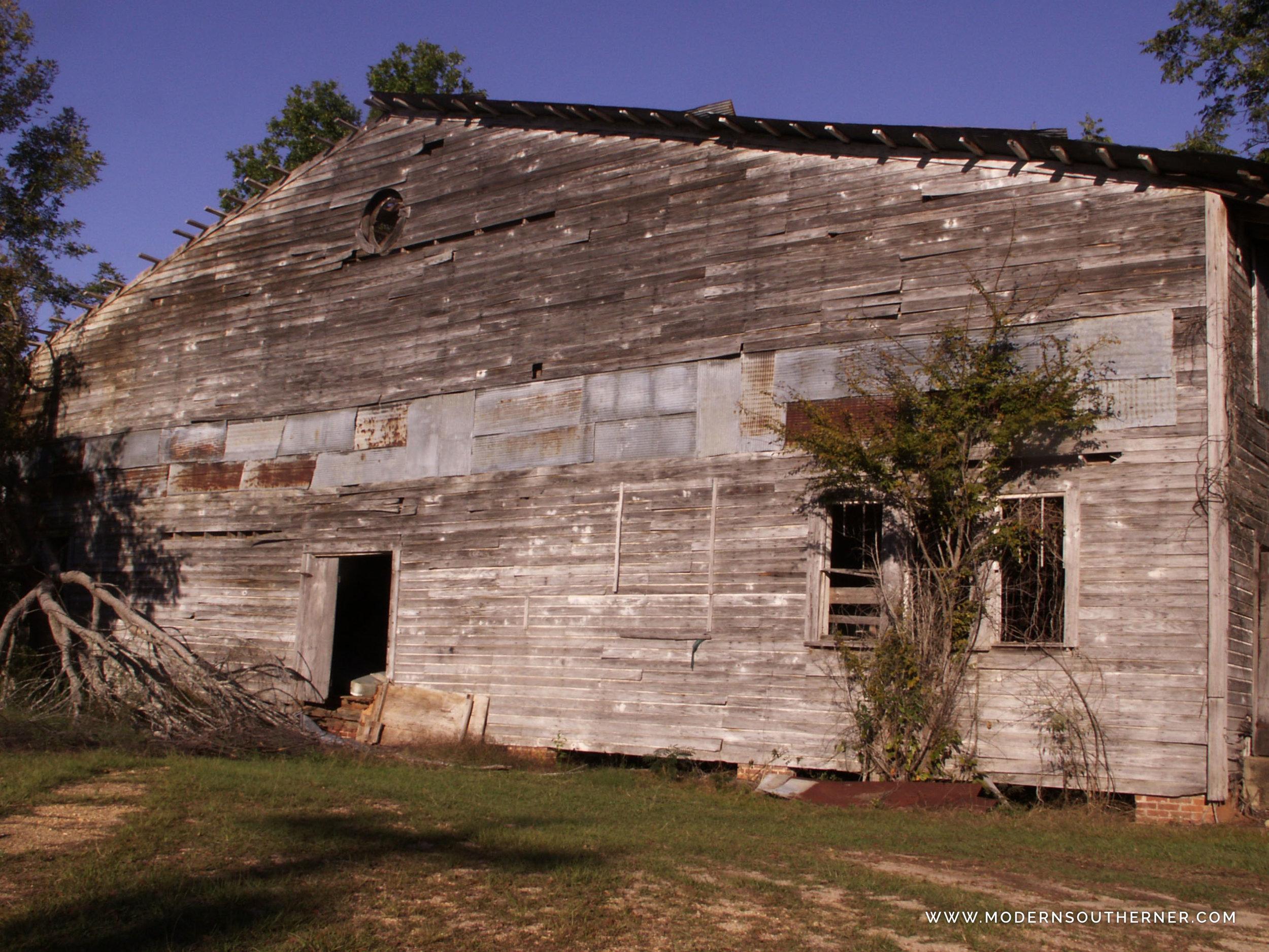 Abandoned Building in Louisiana