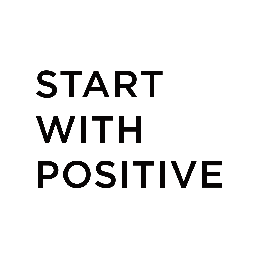 Start With Positive - Modern Southerner