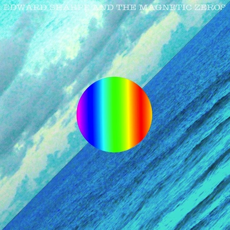 The off-kilter symmetry and vibrant colors on the cover of   Here   by Edward Sharpe and the Magnetic Zeros are mesmerizing. Its eye-catching design shows the art form is still alive and well.