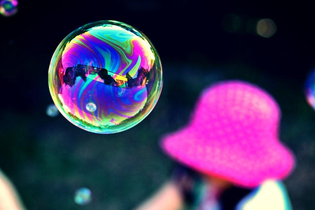 Bubble   by  Serg C .(2011).