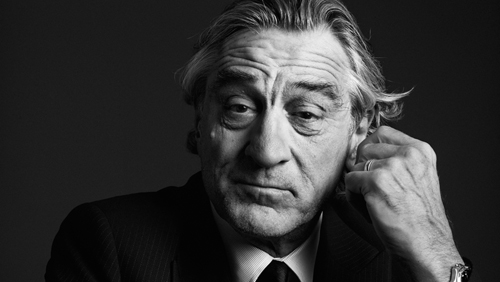 Photo Credit:   Robert De Niro, Gambling Man   (2014), courtesy of  Lee Davy .