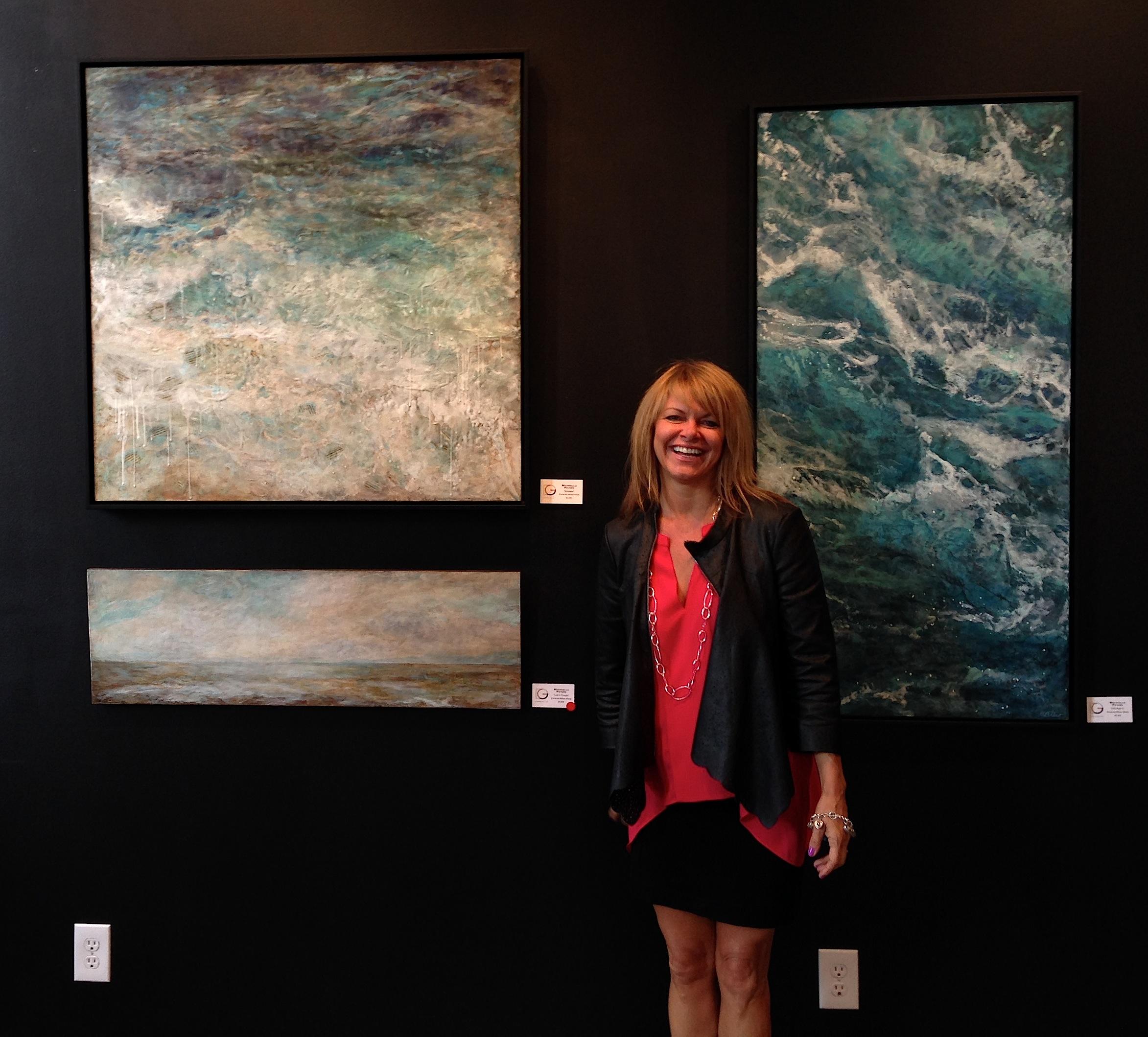Michaelle Peters, Artist / District Gallery, Park City, UT