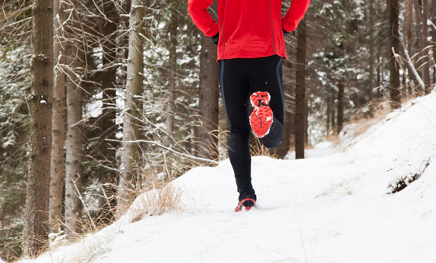 """Winter Running  Running is best when you feel light and free. Once the cold weather hits, it's hard to get that same experience when you are bundled up in multiple layers. There's also the problem that your legs, for example, can get too warm while other parts of you are left out in the cold. Stay comfortable all over with the PolarJock™ promise to keep you """"Warm Where It Counts™."""""""