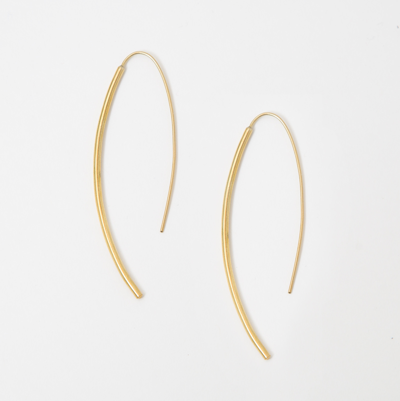 Bow Earrings, $48   Photo via shopsoko.com