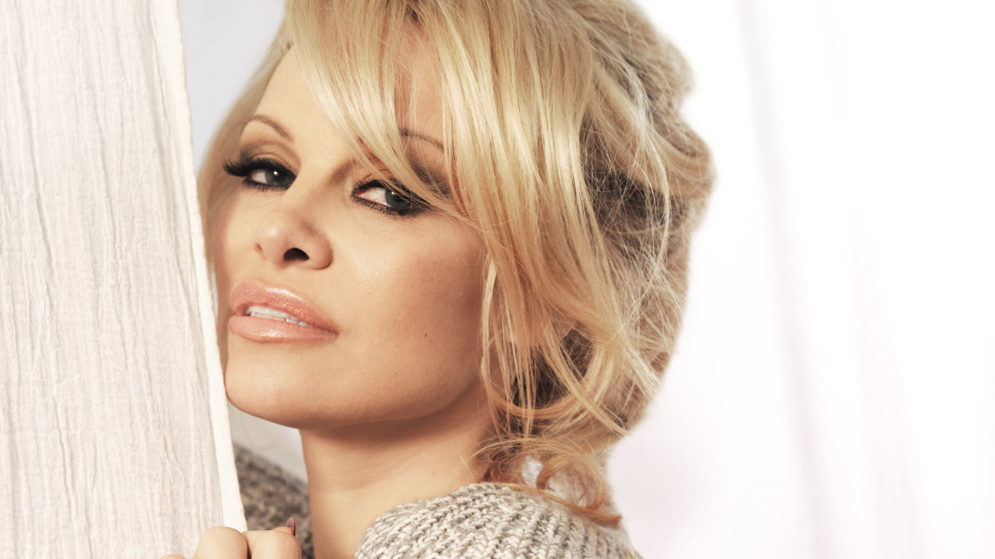Pamela Anderson's still got it.