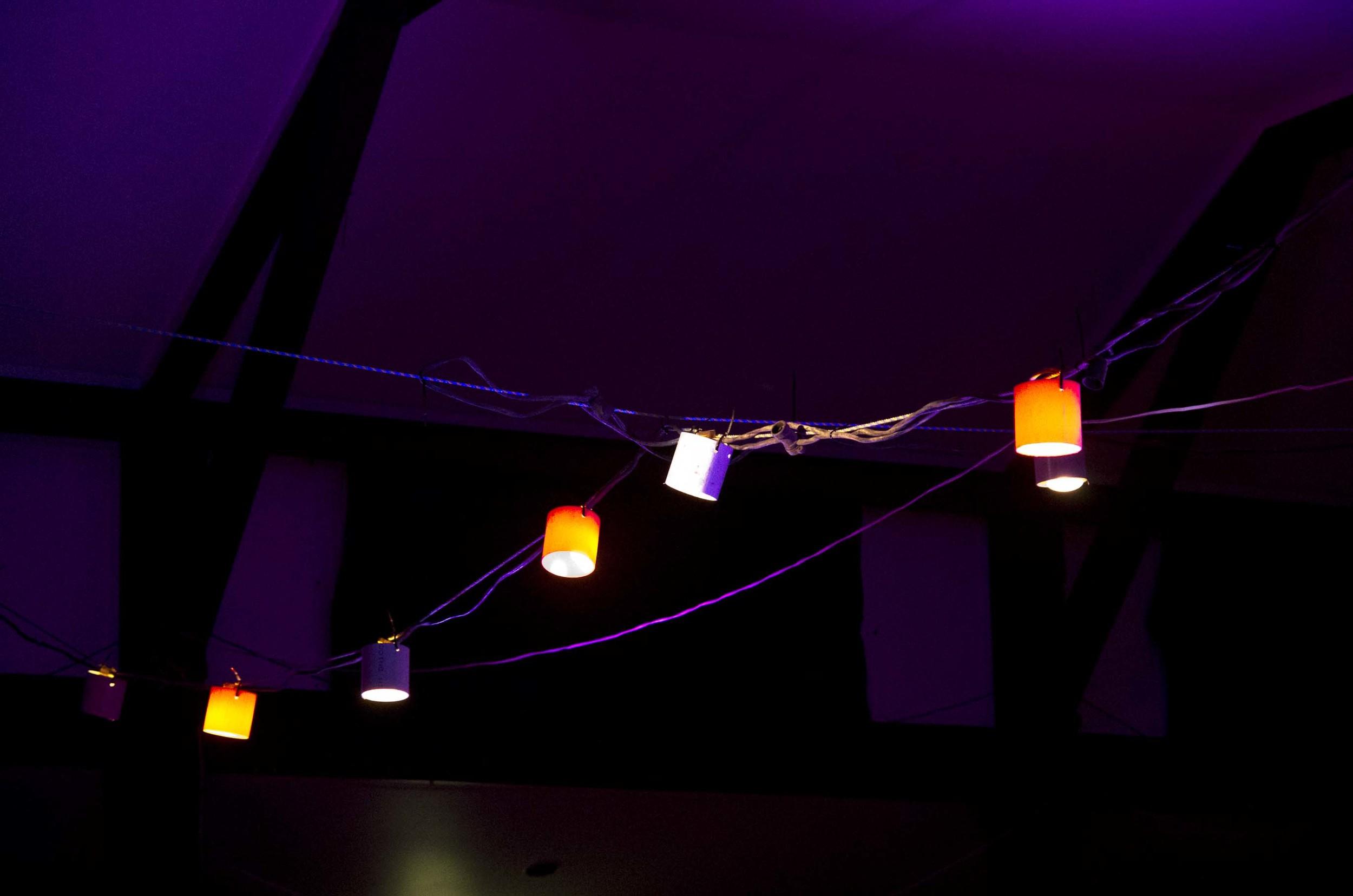 Catwalk Lights, Wearable Arts, Norfolk Island